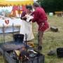 Compagnie Franche du Forez - Cuisine au chaudron, médiévale, Loire, Rhône Alpes