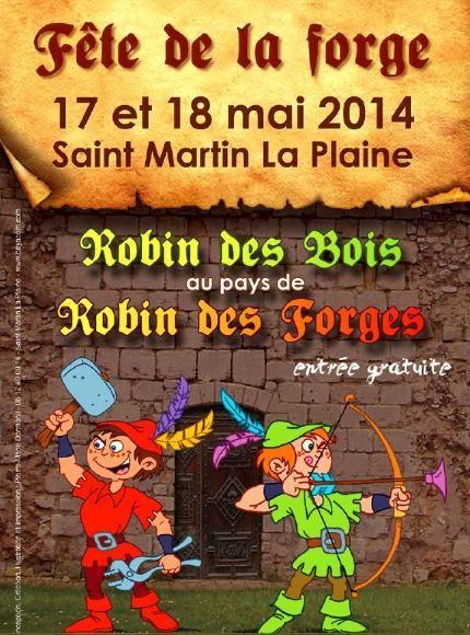 Compagnie Franche du Forez - Fête de la Forge 2014